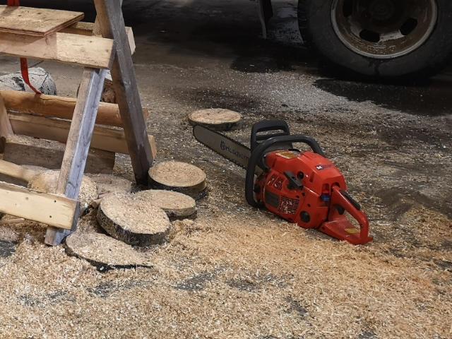 Chainsaw  Safety Basics