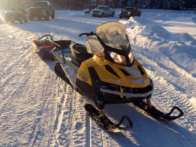 Snowmobile Operator Safety